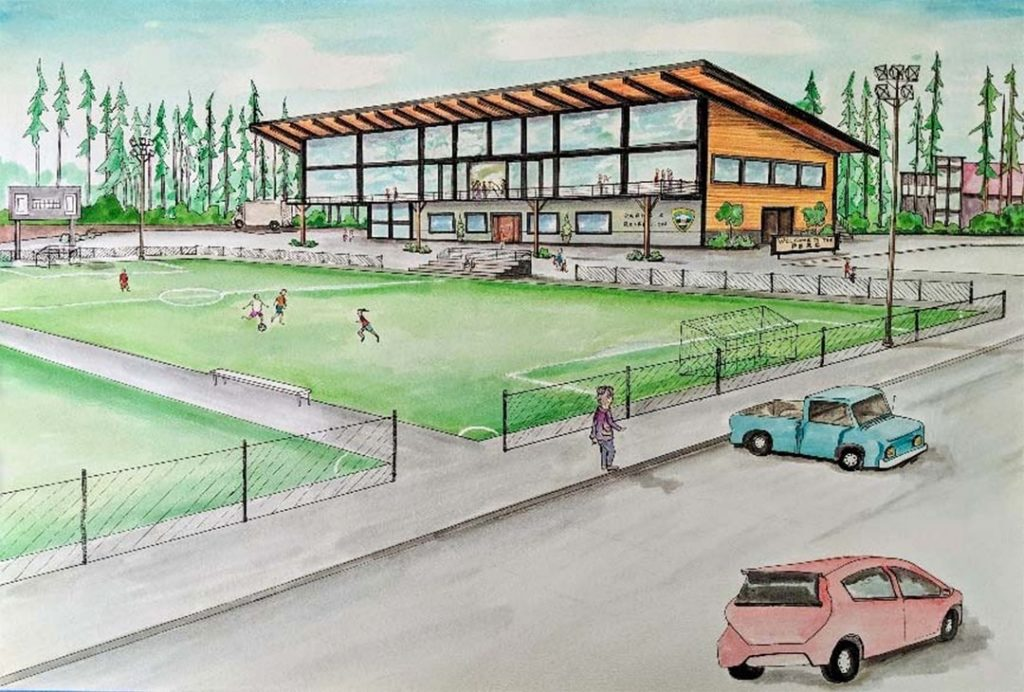 Poulsbo Event & Recreation Center (PERC)